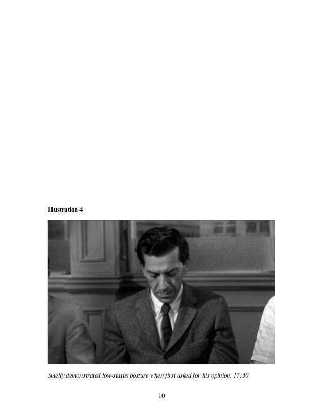 12 angry men influence tactics Fundamentally political entities, and power and influence are key mechanisms by  which things get  what tactics did moses use to develop these sources of  power 3  video before next class (you can compare yourself to 12 angry men.