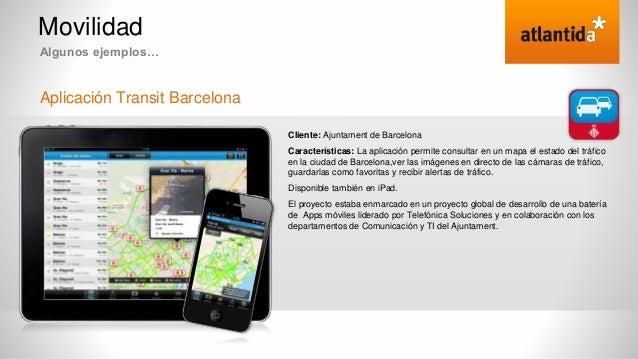 Presentaci n atlantida en networking day moviforum for Localizador codigos postales