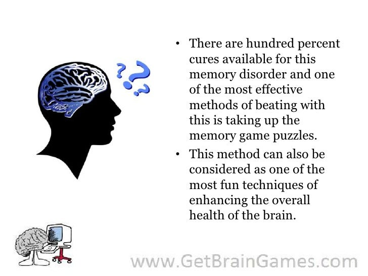 Benefits of the memory games puzzle