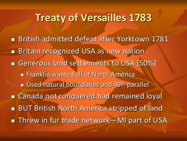 the many failures of the treaty of versailles in the united states It is often claimed that the treaty of versailles was a failure many  the 'parliament' of the united states  - overview of people's verdicts.