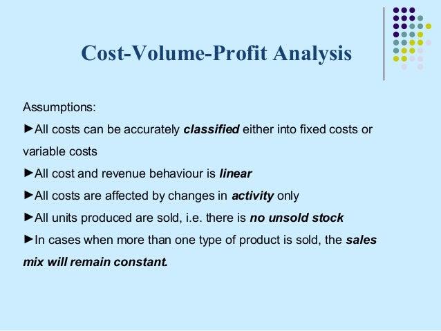 PPT on break even analysis Slide 2