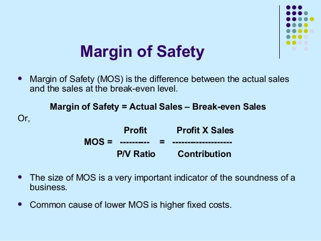 margin of safety Simple, easy-to-use, tool to help you calculate a stock's margin of safety.
