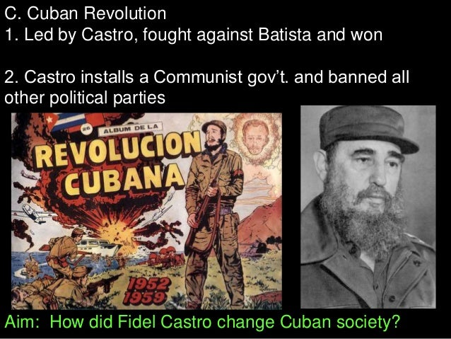 an introduction to the history of the revolution in cuba A history of the cuban revolution presents a concise socio-historical account of the cuban revolution of 1959, an event that continues to spark debate 50 introduction 1 cuba through 1959 18 experiments with socialism 44 relations with the united states 65 emigration and internationalism 91.
