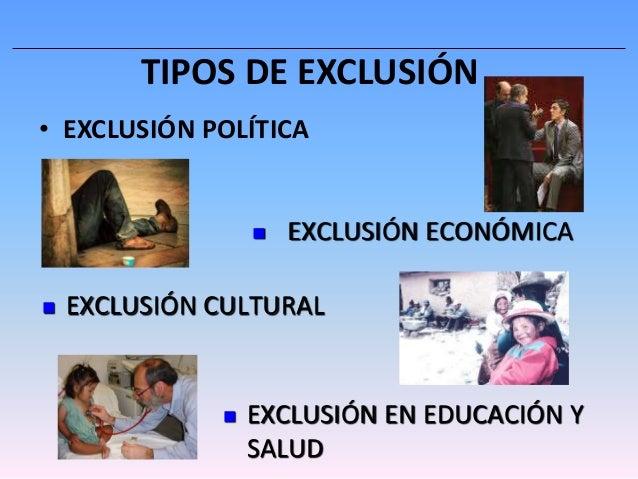 12 describe las causas de la desigualdad social en for Tipos de calefaccion economica