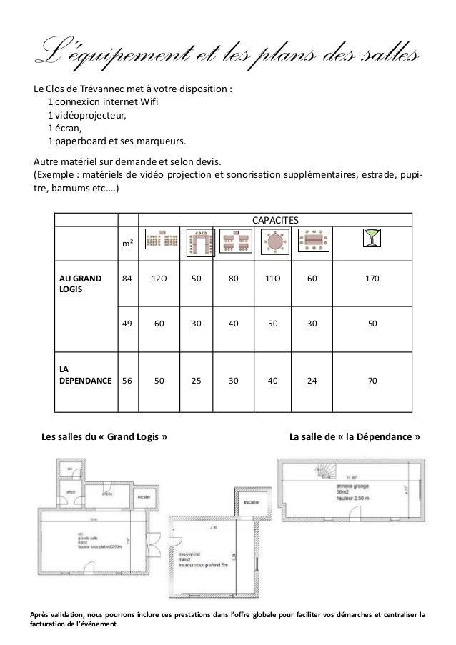 Documentation Séminaire clos de trévannec Slide 3