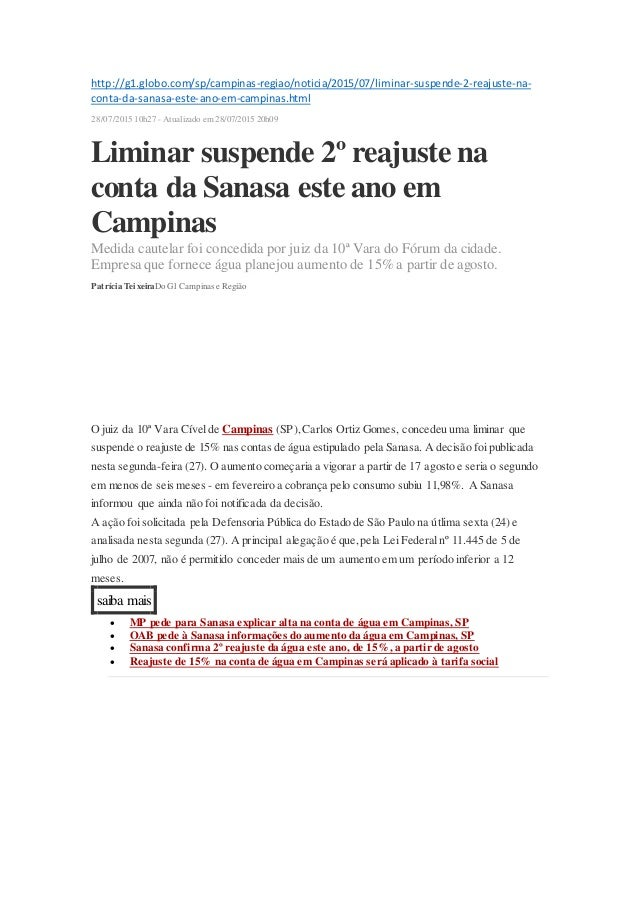 http://g1.globo.com/sp/campinas-regiao/noticia/2015/07/liminar-suspende-2-reajuste-na- conta-da-sanasa-este-ano-em-campina...
