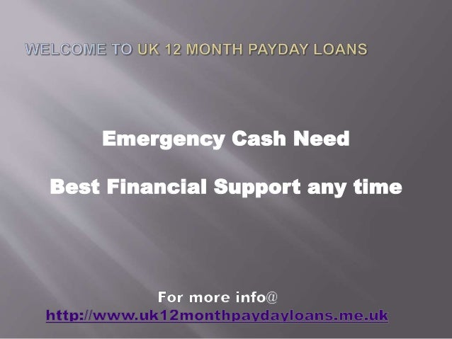 Emergency Cash Need Best Financial Support any time
