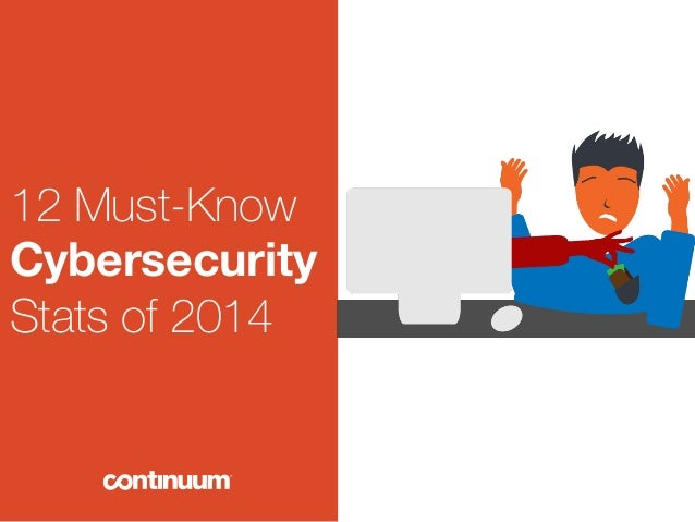 12 Must-Know Cybersecurity Stats of 2014