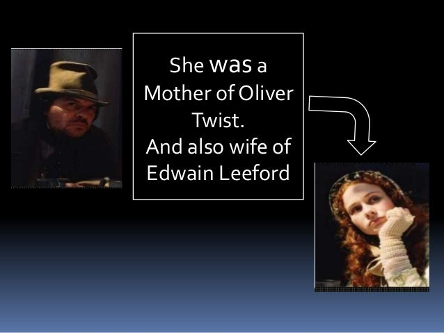 oliver twist mother