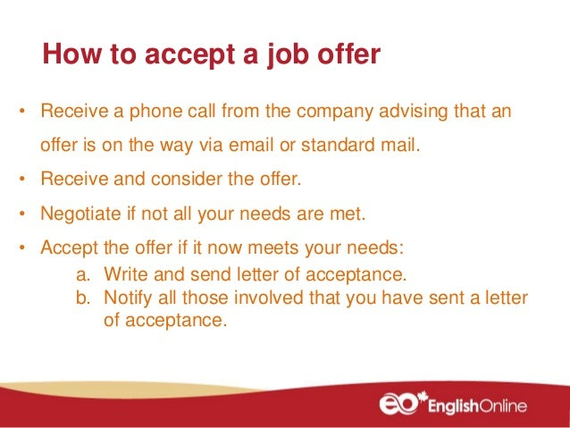 Image Shared Under CC0; 39. How To Accept A Job Offer ...  Accepting A Job Offer Via Email