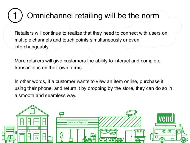 12 Hot Retail Trends and Predictions for 2014 Slide 3