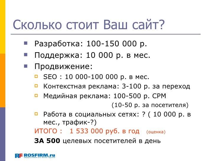 Михаил Печатников (ROSFIRM), Екб: «Продвижение товаров и услуг в России и регионах» Slide 2