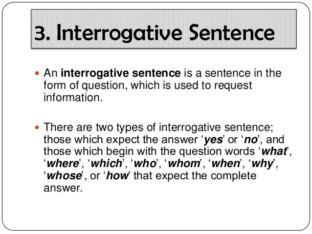12 syntax sentences 7 3 interrogative sentence ccuart Images