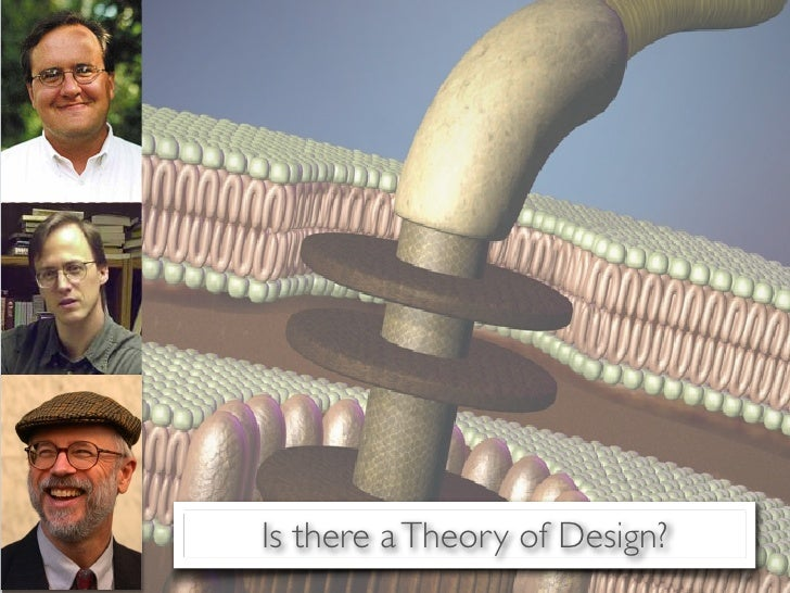 Is there a Theory of Design?