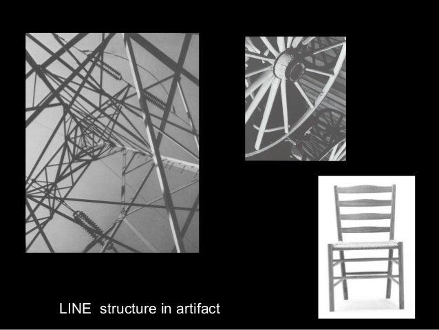 Visual Elements Line : The visual elements line