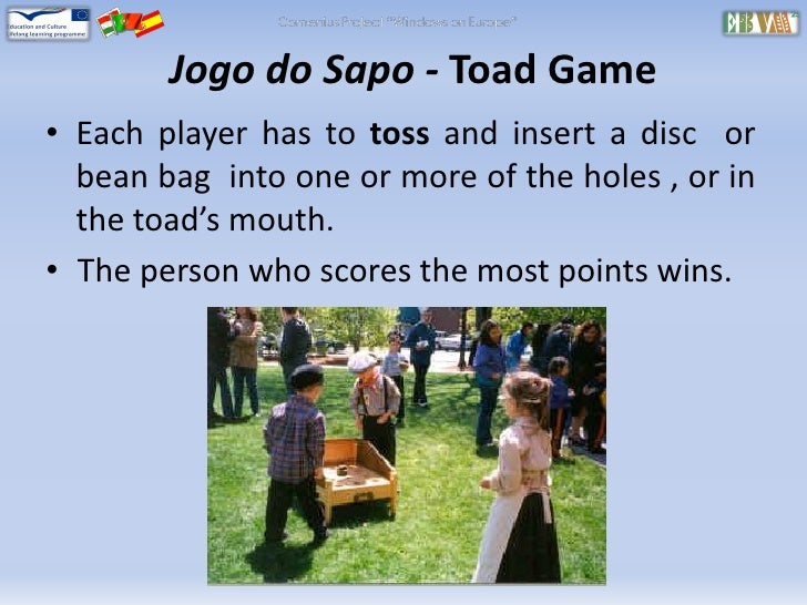 12 Traditional Popular Games Pt