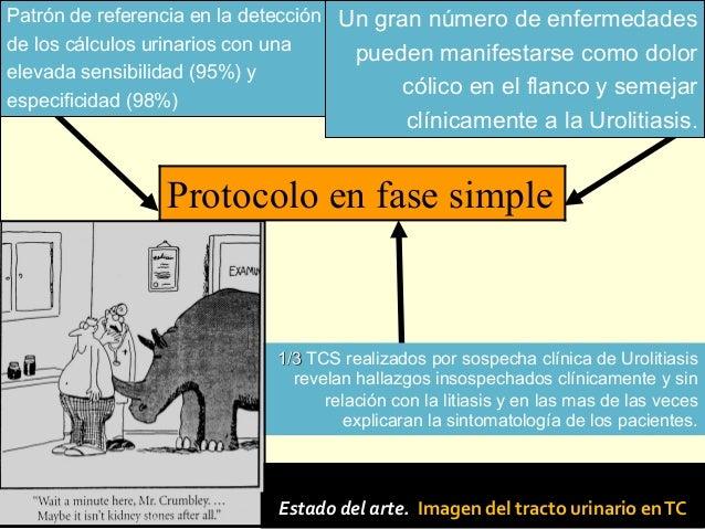 Protocolo Renal (UroTomografía, UroTC) Dillman JR, Caoili EM, Cohan RH. Multi-detector CT urography: a one-stop renal and ...