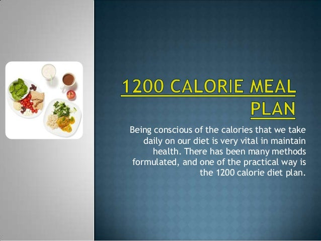 1,300-Calorie-a-Day Diet for Women