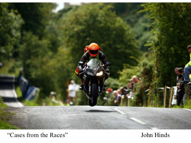 """Cases from the Races"" John Hinds"
