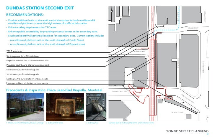 RETAINING THE HERITAGE ENVELOPE··    rise character of Yonge StreetBUILT FORM