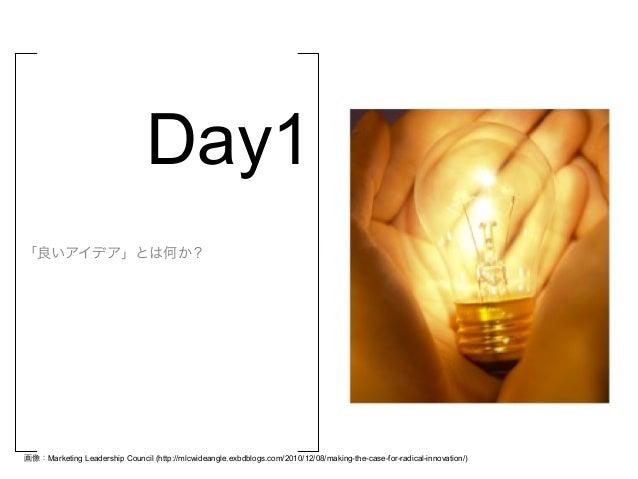 • 「良いアイデア」の条件• 実践!グループワーク• まとめJuly, 2012       7   Copyright © 2012 Yusuke Utsumi. All Rights Reserved.