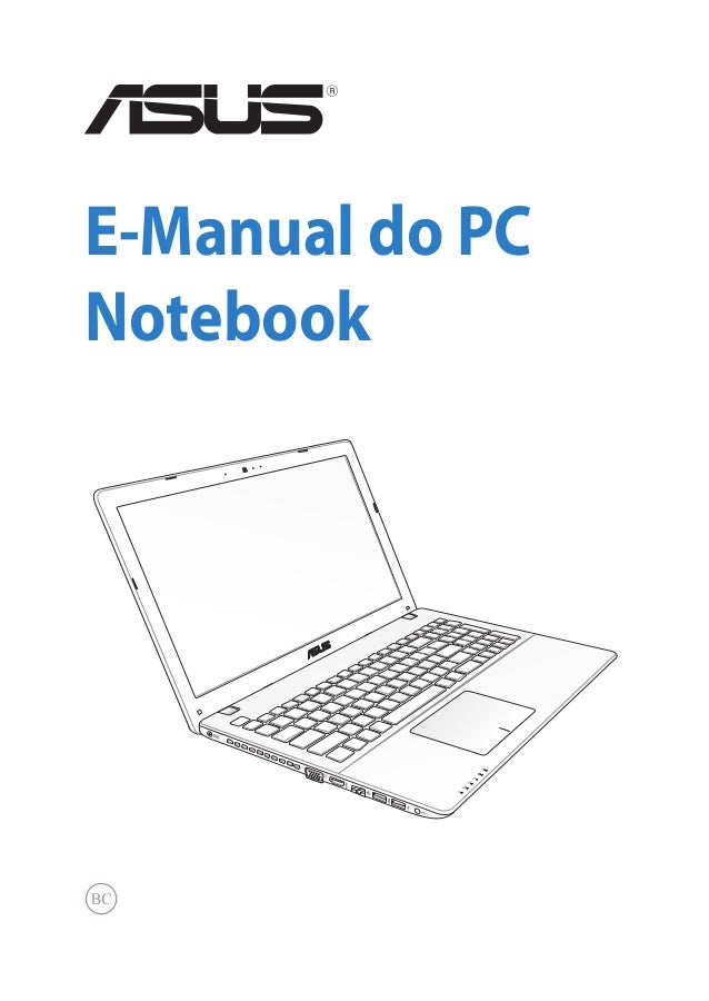 E-Manual do PC Notebook