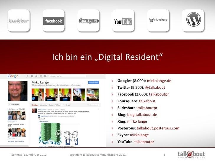 """Vorlesung """"Online PR"""" an der BAW Slide 3"""