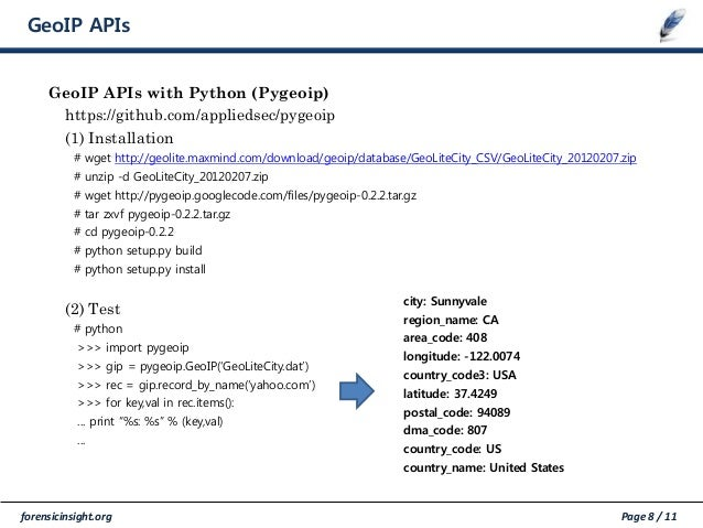 120303) #fitalk ip finder and geo ip for fun