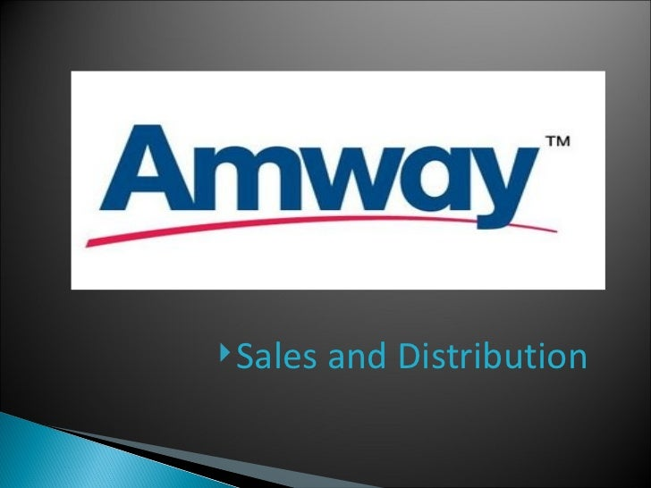 amway business plan presentation video for security
