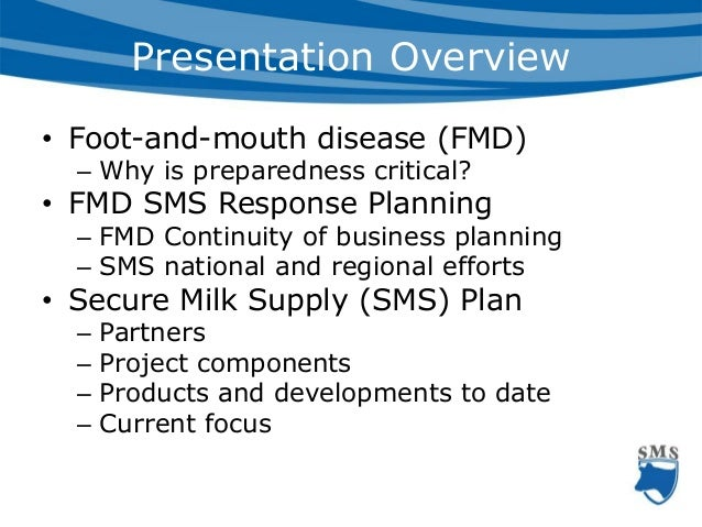 a brief summary of fmd hoof and mouth disease Abstract there is limited information on the pathogenesis and epidemiology of foot-and-mouth disease (fmd) 50 and 51 dpe had hoof wall in summary, results of.