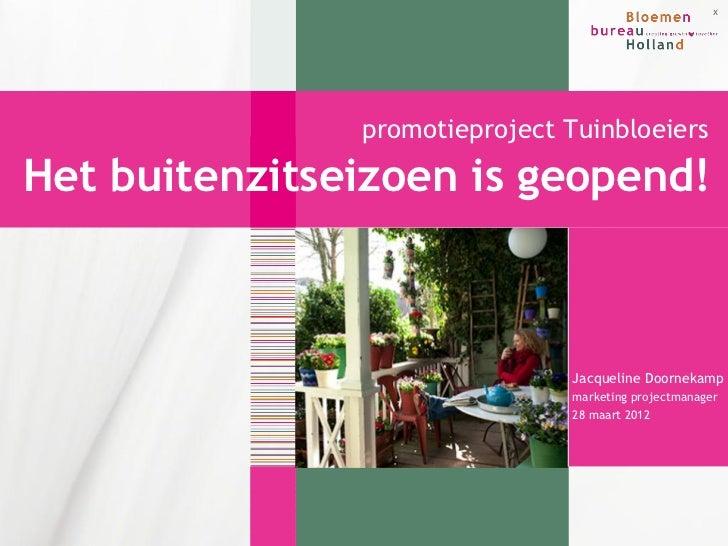 x                            promotieproject TuinbloeiersHet buitenzitseizoen is geopend! ● Klik om de modelstijlen te bew...