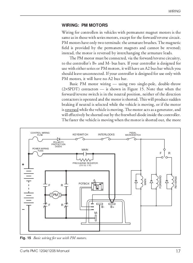 attractive curtis 1204 controller wiring diagram elaboration rh itseo info Motor Wiring Drawing Motor Wiring Drawing
