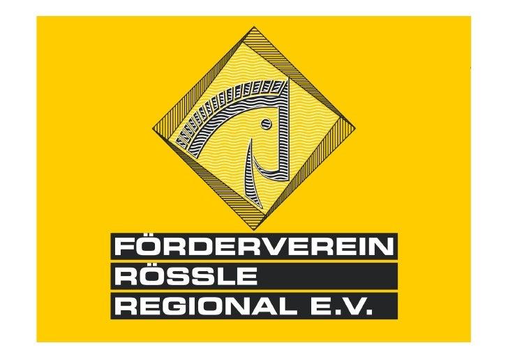 Komplementärwährungen zur kooperativen        Regionalentwicklung             Dr. Andreas Burghardt         Förderverein R...