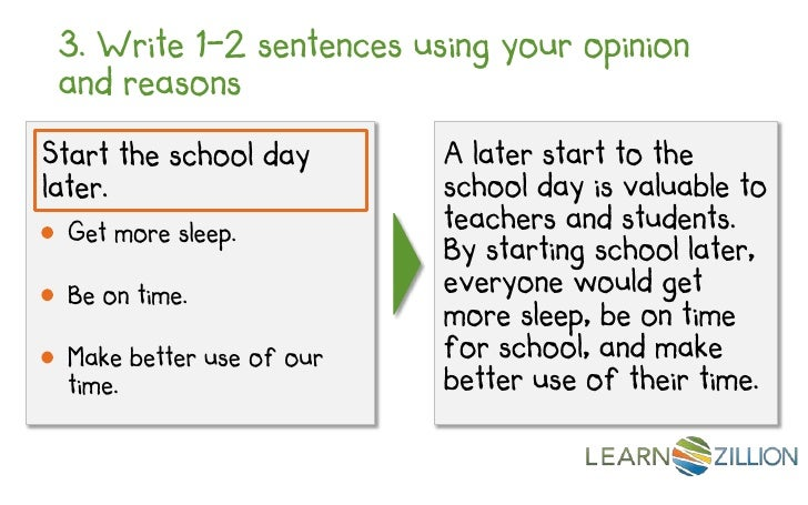 why should school start early essay
