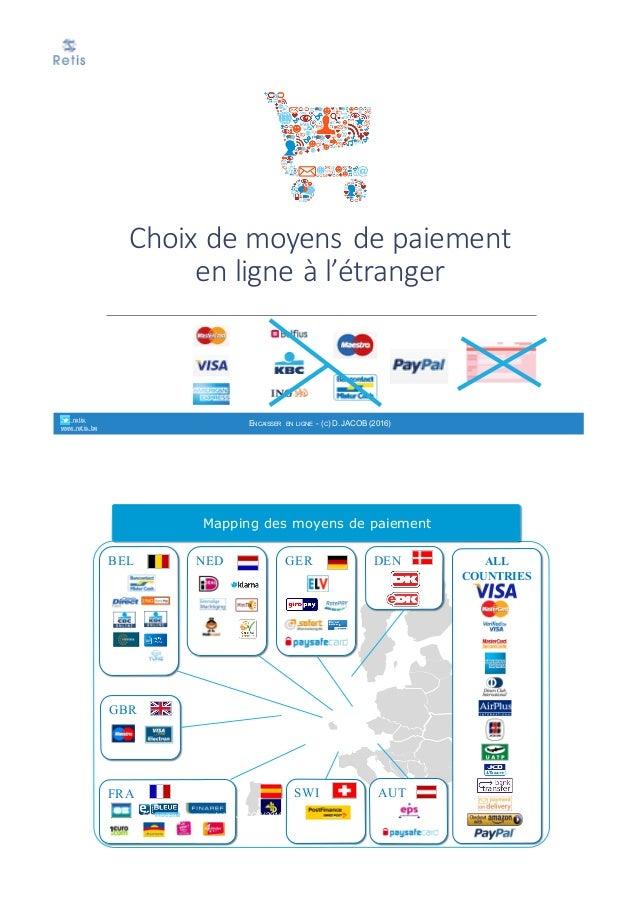 Paiement en ligne les diff rentes solutions choix psp - Cetelem paiement en ligne ...