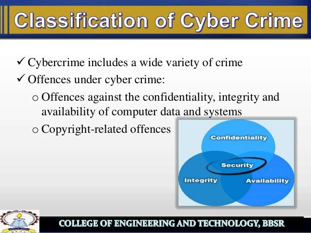 cyber laws and cyber crime Cybercrime to provide for the establishment of a 24/7 point of contact to further   to delete and amend provisions of certain laws and to provide for matters.
