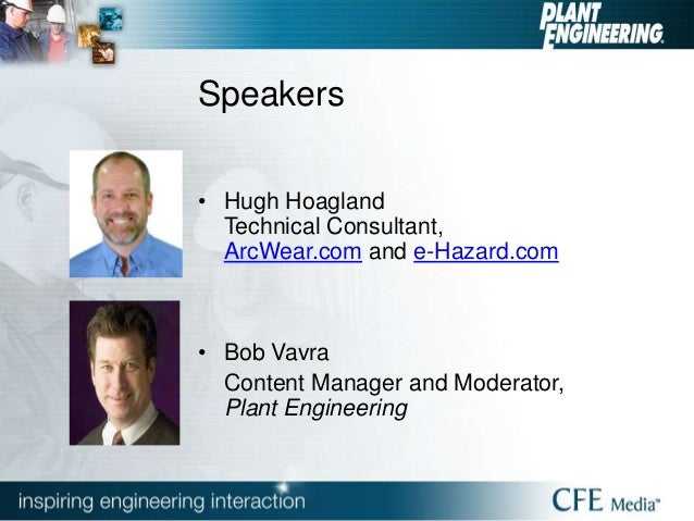Driving Electrical Safety in Your Plant  Slide 3