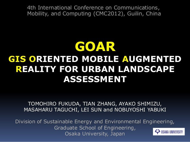 4th International Conference on Communications,     Mobility, and Computing (CMC2012), Guilin, China                      ...