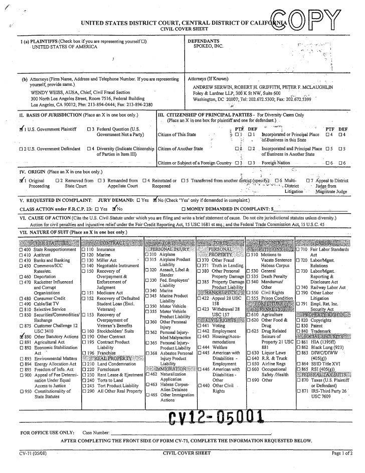 California Civil Case Cover Sheet Timiznceptzmusic