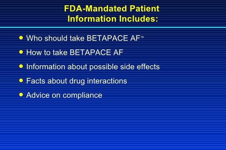Pharmacologic Treatment Of Afib