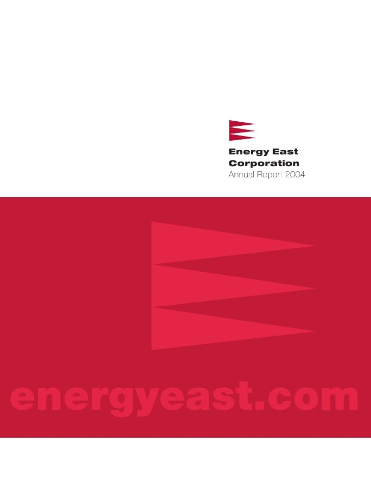 Energy East         Corporation         Annual Report 2004     energyeast.com