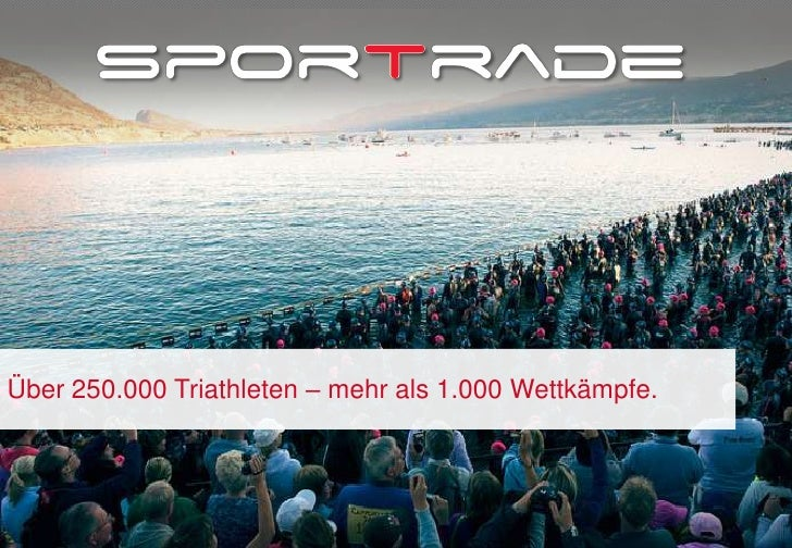 SporTrade Händlerpräsentation Juli 2012