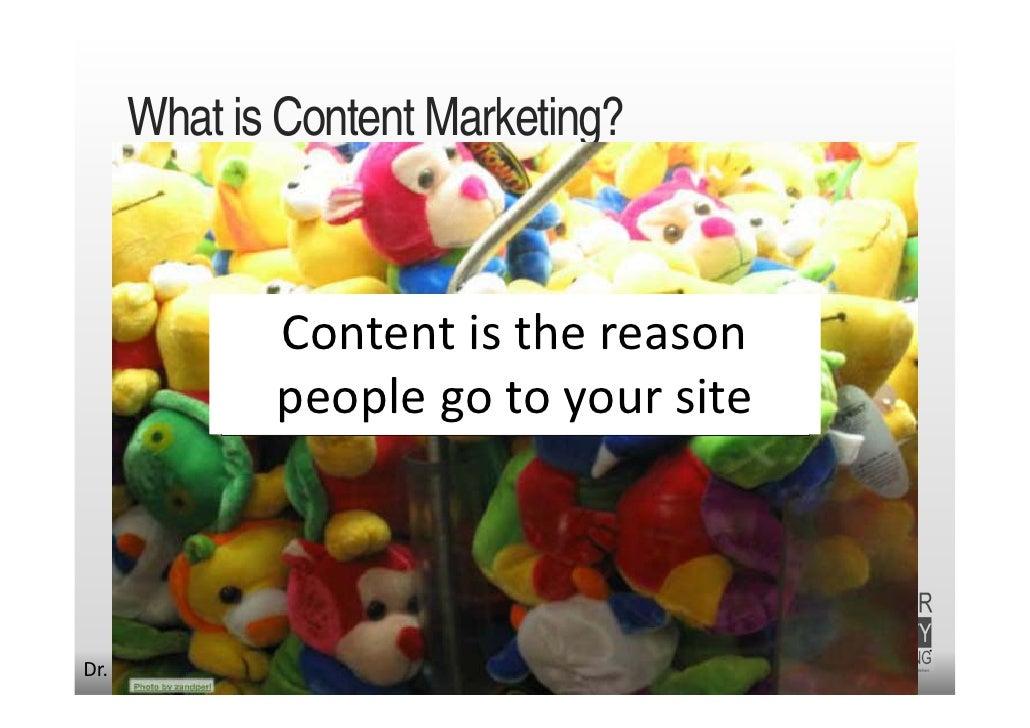Content Marketing + Market Segmentation Slide 3