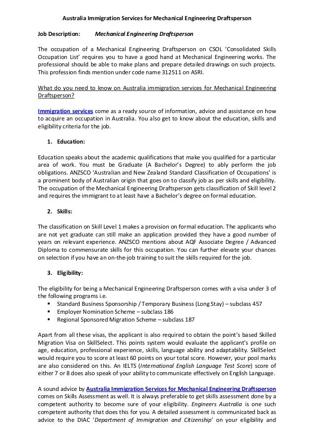 How to write a cover letter for immigration canada