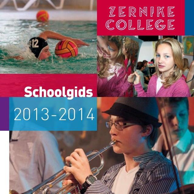 Schoolgids2013-2014