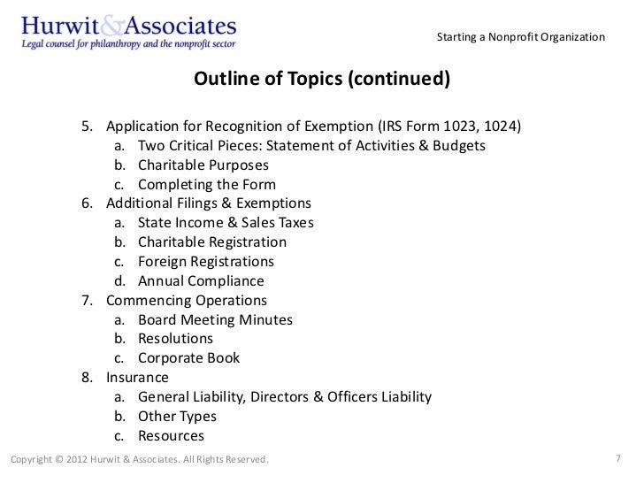 startup nonprofit business plan template pdf