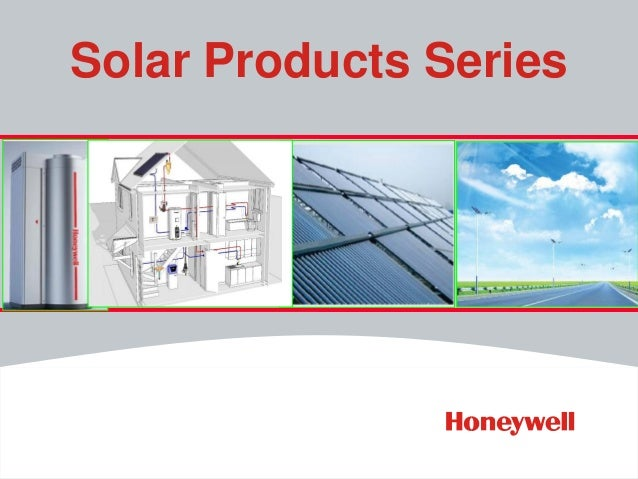 Solar Products Series