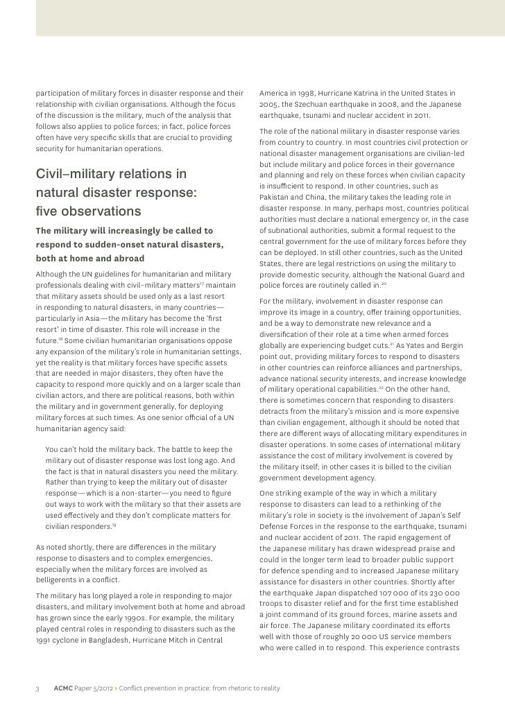 reaction paper on disasters Though these feelings can be very unpleasant, they are normal reactions in a  normal  about the loss of feelings of safety and security  disaster  management.