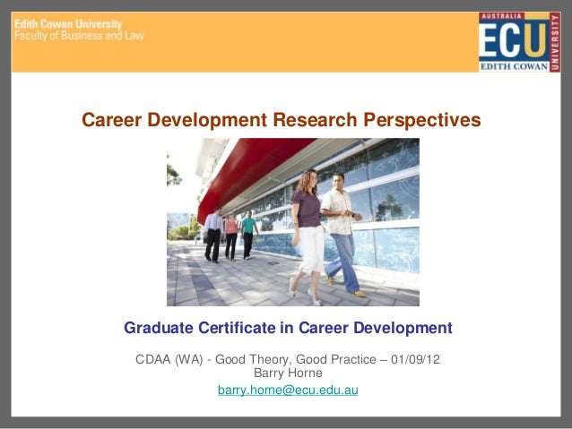 Cdaa ecu career development research topics graduate certificate in career development cdaa wa good theory good practice malvernweather Choice Image