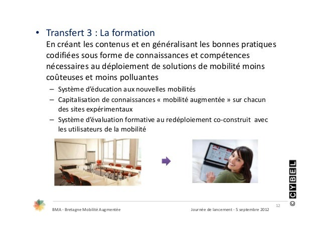 • Transfert3:Laformation  Encréantlescontenusetengénéralisantlesbonnespratiques  codifiéessousformedecon...